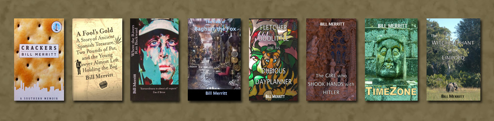 Bill Merritt Books